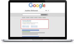 google da sitem nasıl üst sırada çıkar google reklam vermek nasıl olur